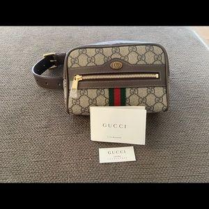 Ophidia GG Supreme Small Belt Bag